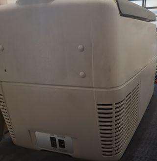 Nevera con compresor para camiones, caravanas