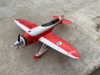 Avión RC Gee Bee R3R de Top Hobbies