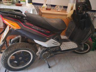 moto scooter keeway 125 cc