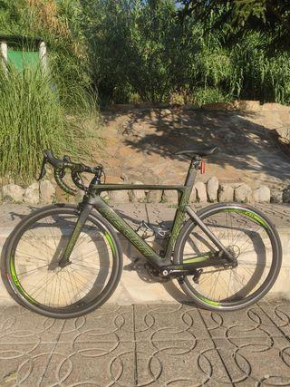Bicicleta carretera: Merida Reacto 4000 (TallaS/M)