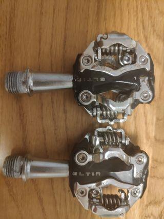 pedales automáticos montaña Eltin sd