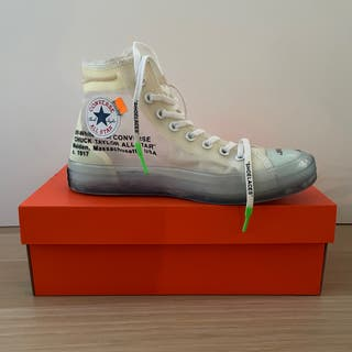Converse All Star x Off White Zapatillas Sneakers