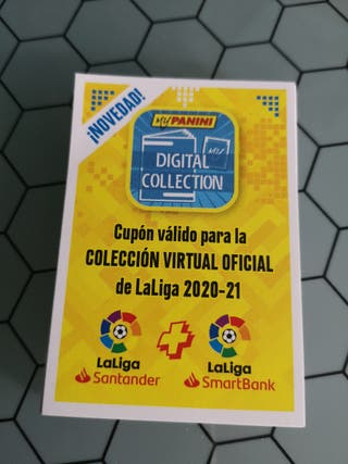 la liga 20 21 Cupón virtual