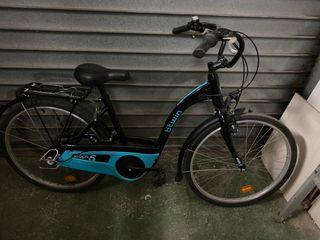 Bicicleta urbana paseo. 26 pulgadas cambio holande