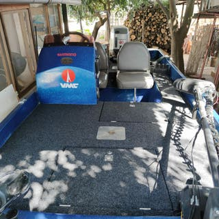 Barco CABRIL P380 / Bass boat