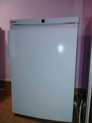 Congelador pequeño de 3 cajones
