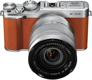 Fujifilm X-A2 + objetivo 16-50mm