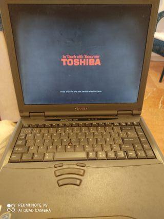 Pc Toshiba Satellite Pro 4600