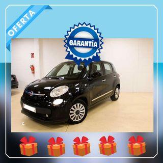 Fiat 500 Living autom 2014