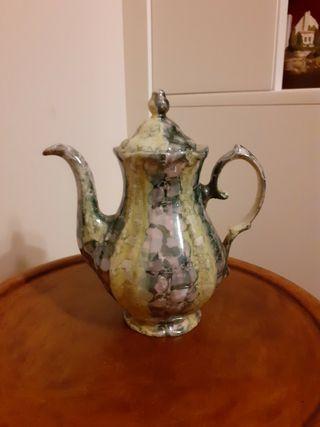 Cafetera porcelana Santa Clara