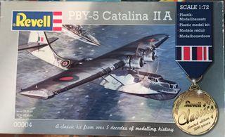 maqueta avión catalina revell 1/72 edición limitad