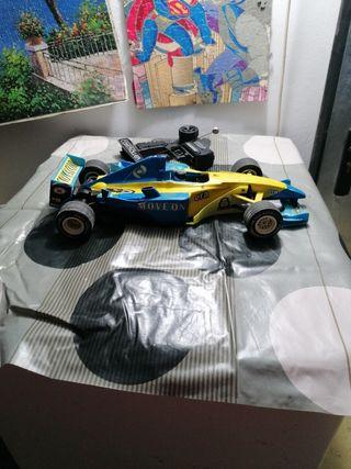 coche Fernando Alonso