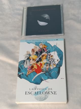 Escaflowne Serie completa y Cd original