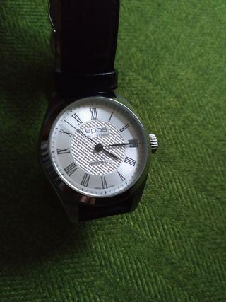reloj suizo automático de mujer EPOS