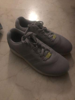 Adidas ZX Flux grises