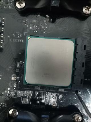 AMD athlon X4 950 AM4