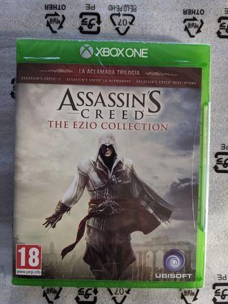 **NUEVO** Assassins Creed The Ezio Collection
