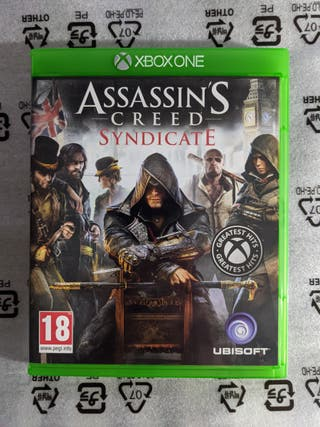 Assassins Creed Syndicate para Xbox One
