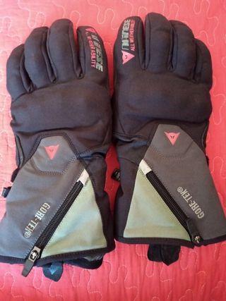 guantes Dainese Goretex
