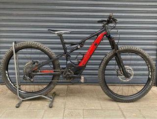 Bicicleta electrica doble specialized, poco uso