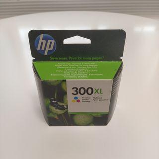 Cartucho de impresora HP 300 XL