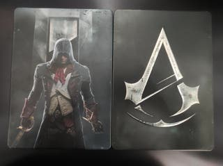 Steelbook Assassin's Creed Unity