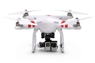 Dron DJI phantom 2 H4-3d edition