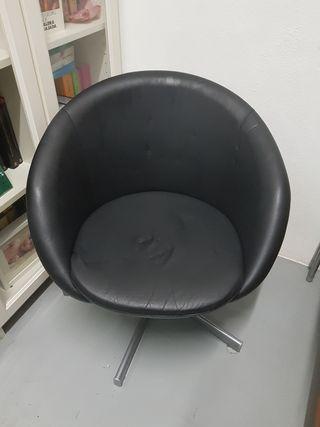 silla giratoria oficina ikea