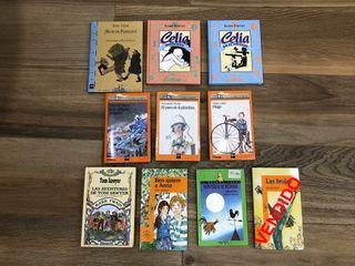 Literatura Juvenil, 9 libros