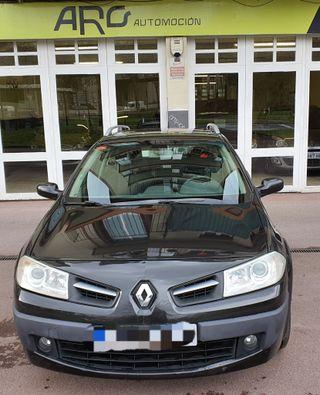 Renault Megane Familiar 2009