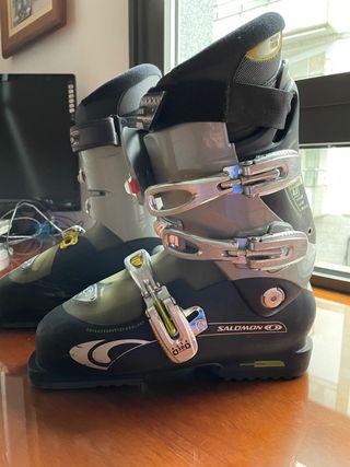 Botas esquí Salomón