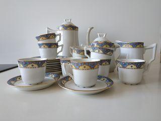 Porcelana Limoges café