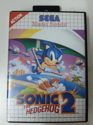 Sonic 2. The hedgehog