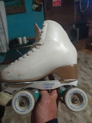patines de 4 ruedas profesionales