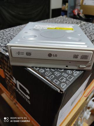 dvd grabadora Lg