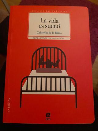 Libro La vida es un sueño