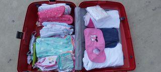 Lote bebe: babero/muselina/toalla/saco de dormir
