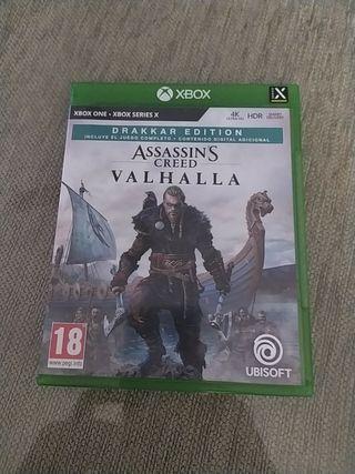 Assassins creed valhalla Xbox one o series