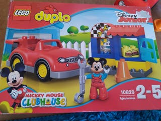 TALLER MICKEY MOUSE LEGO DUPLO REF:
