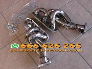 AL001441 - COLECTORES DE ESCAPE EN ACERO INOXIDABLE PARA NISSAN 350Z (2002-2009)