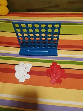 juego de mesa de 3 en raya