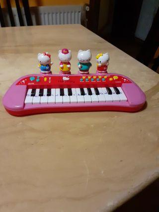 Piano Hello Kitty