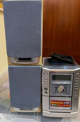 Minicadena cd