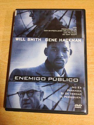 ENEMIGO PUBLICO (DVD)