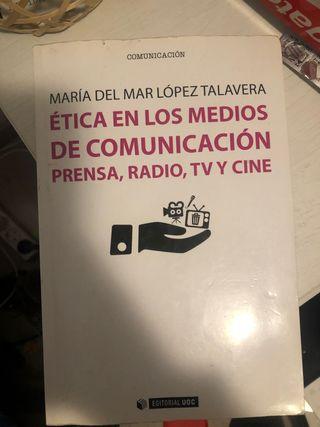 Libro Etica en los medios de comunicación
