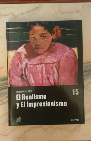 Libro el realismo y el impresionismo