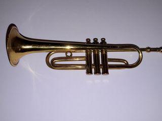 trompeta decoración