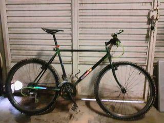 bicicleta btt clasica
