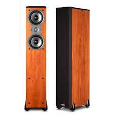 Columnas altavoces Polk Audio TSI 300 cherry