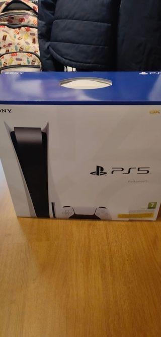 play5 PlayStation 5, PRECINTADO, vendedor fiable